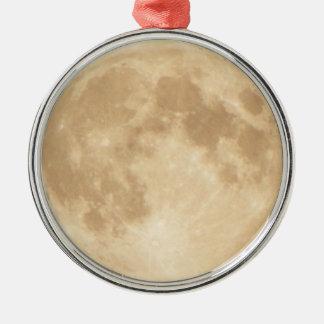 Sobre el ornamento de la luna ornamentos de reyes