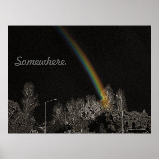 Sobre el poster del arco iris 2