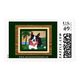 Sobre el sello de los terrieres de Boston $0,42