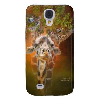 Sobre él todo - caso del arte de la jirafa para el