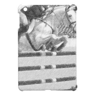 Sobre fácil - equestrian del puente del cazador iPad mini coberturas