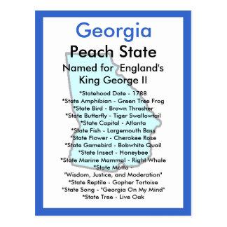 Sobre Georgia Postal
