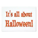 Sobre Halloween Comunicados Personales