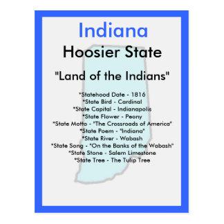 Sobre Indiana Postal