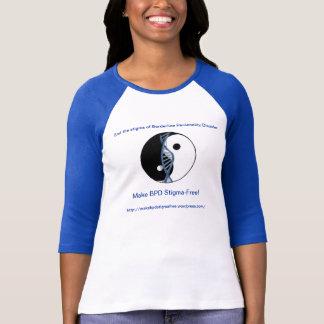 """""""Sobre jersey de béisbol de este logotipo"""" Tee Shirt"""