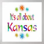 Sobre Kansas Poster