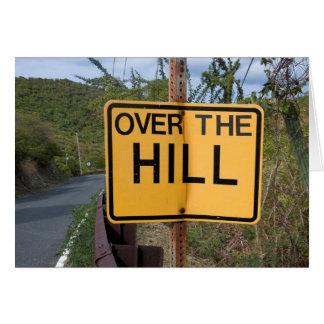 Sobre la colina