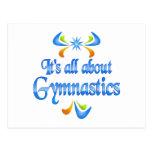 Sobre la gimnasia postal