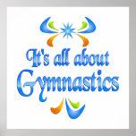 Sobre la gimnasia poster