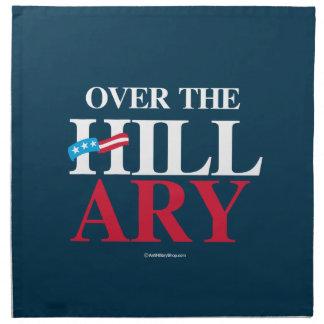 Sobre la Hillary -- Hillary anti Servilletas