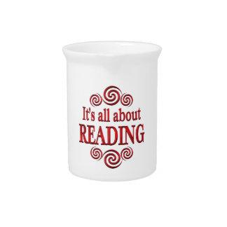 Sobre la lectura jarra