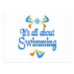 Sobre la natación postal