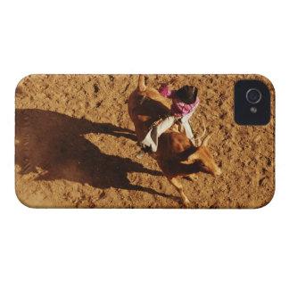 Sobre la opinión un vaquero que monta una Bull iPhone 4 Coberturas