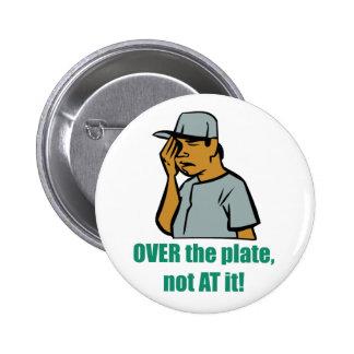 Sobre la placa… Botón Pin Redondo De 2 Pulgadas