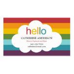 Sobre la tarjeta de la mamá del arco iris/la tarje