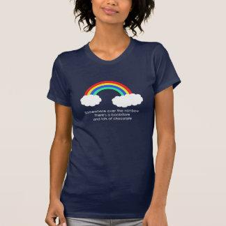 Sobre las mujeres del arco iris (oscuras) camisetas