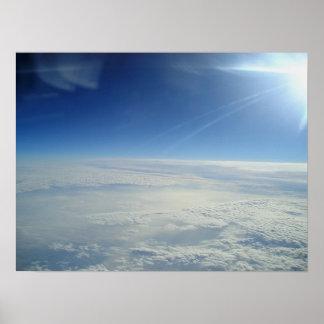 Sobre las nubes 1 impresiones