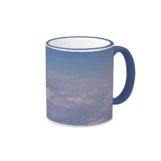 sobre las nubes 1 taza de dos colores