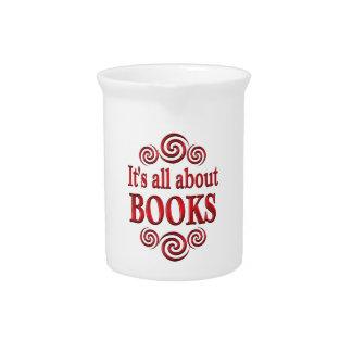 Sobre los libros jarras
