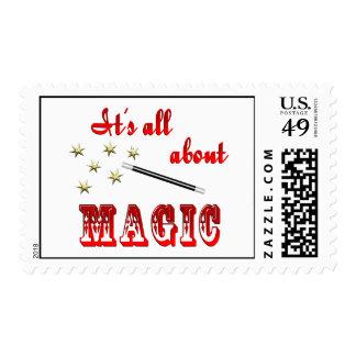 Sobre magia envio