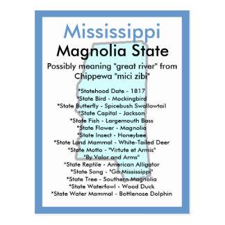 Sobre Mississippi Postal