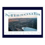 Sobre Missoula, Montana Postal