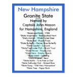Sobre New Hampshire Postales