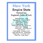 Sobre Nueva York Tarjetas Postales