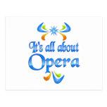 Sobre ópera postal