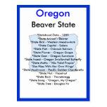 Sobre Oregon Tarjetas Postales