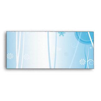 Sobre para la tarjeta de la foto del solsticio