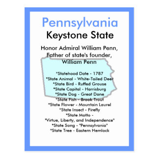 Sobre Pennsylvania Postal