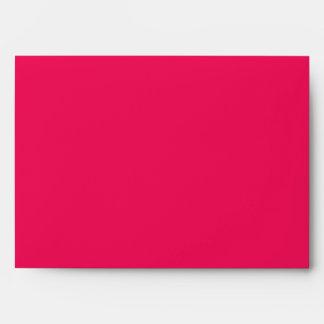 Sobre rayado rosado
