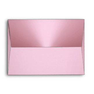 Sobre rosado 5 x 7