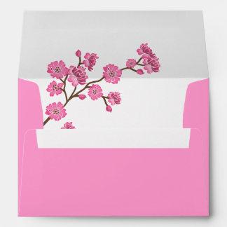 Sobre rosado de Hailey Michelle 5x7