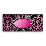 sobre rosado del damasco 311-Luxuriously