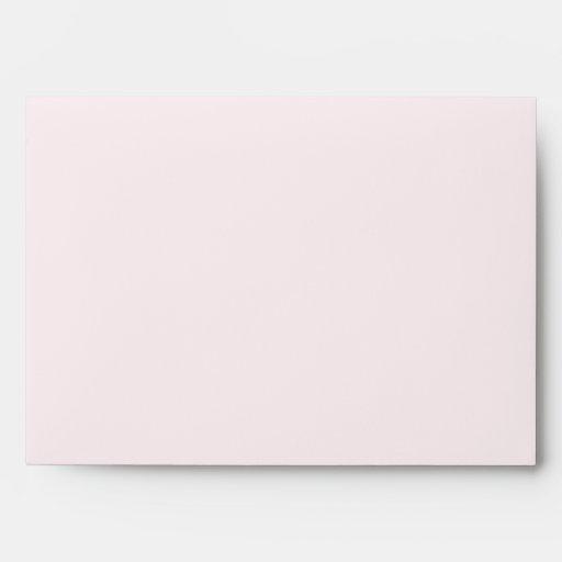 sobre rosado oscuro rosado de Ligh de la flor de