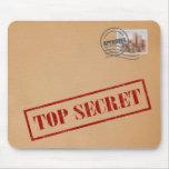 Sobre secretísimo Mousepad Tapete De Raton