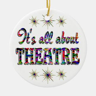 Sobre teatro adorno para reyes