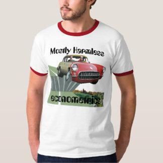 Sobre todo camisa inofensiva del campanero de la