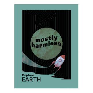 Sobre todo inofensivo tarjetas postales