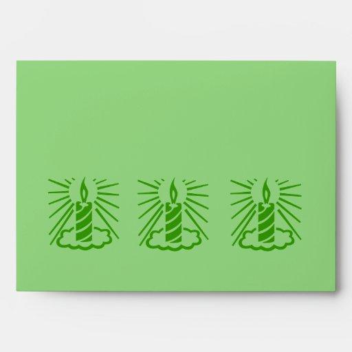 Sobre verde del diseño gráfico de la vela del navi