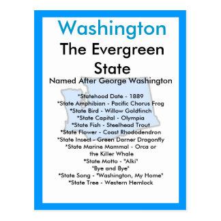 Sobre Washington Tarjetas Postales