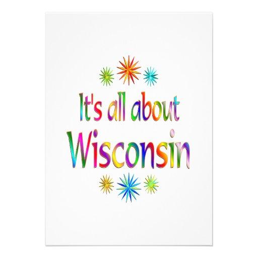 Sobre Wisconsin Comunicados Personalizados