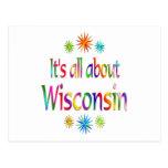 Sobre Wisconsin Tarjetas Postales