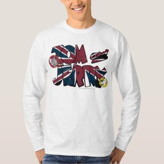 Sobrecarga BRITÁNICA 2 de Tom y Jerry Camisas