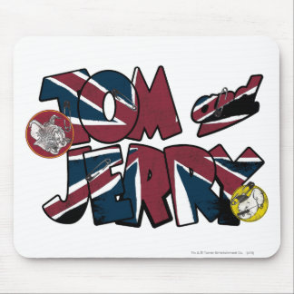 Sobrecarga BRITÁNICA 2 de Tom y Jerry Tapete De Raton