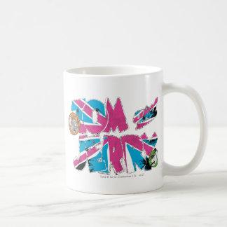 Sobrecarga de Tom y Jerry Reino Unido Taza De Café