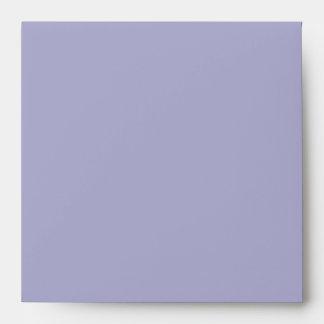 Sobres de lino grises púrpuras