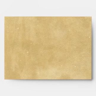 Sobres de papel viejos envejecidos antigüedad en